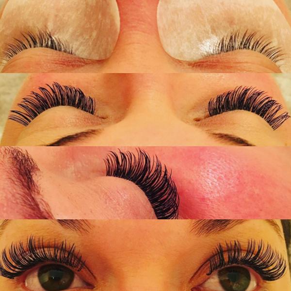 Eyelash Extension 1 Sophisticated Beauty